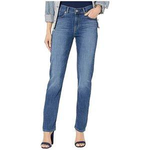 Levi's 505 Straight-Leg high waist jeans, 14 EUC